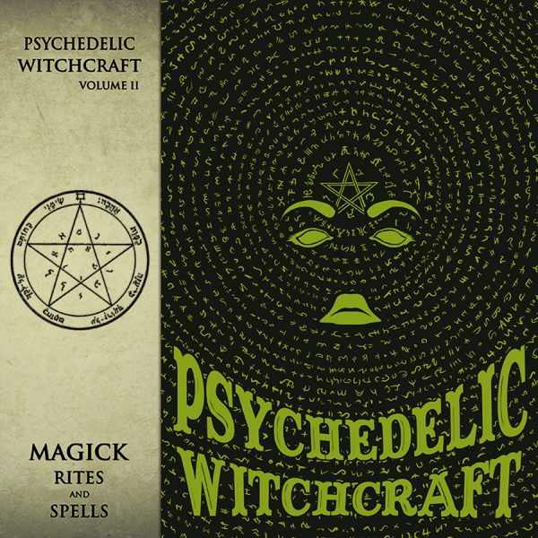 psychedelic witchcraft magick rites and spells CD