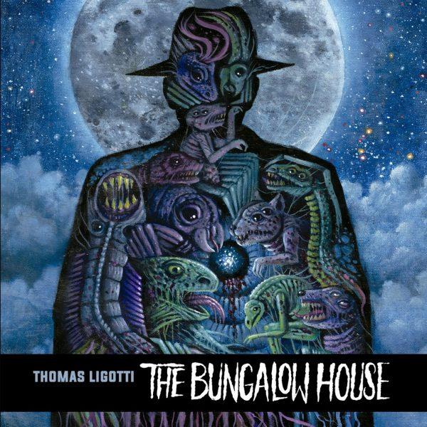 thomas ligotti jon padgett chris bozzone the bungalow house cadabra vinyl lp