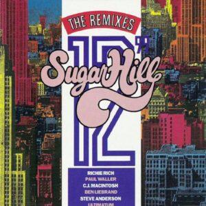 various artists sugar hill the 12 inch remixes CD