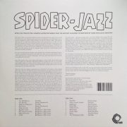 01 various artists spider jazz kpm cues used in the amazing animated series vinyl lp