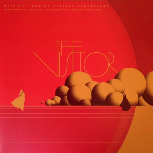 fabrio micalizzi the visitor soundtrack vinyl