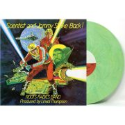 scientist prince jammy scientist and jammy strike back vinyl lp
