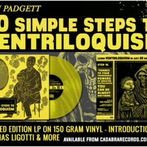 01 jon padgett 20 simple steps to ventriloquism vinyl lp