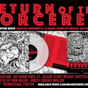 03 clark ashton smith anthony d p mann seizon return of the sorcerer vinyl lp