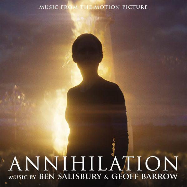 ben salisbury geoff barrow annihilation CD