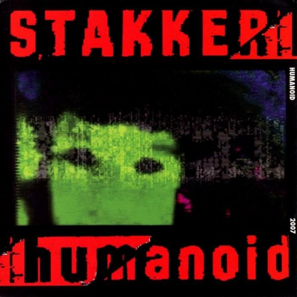 humanoid stakker humanoid 12 inch vinyl