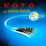 koto plays synthesizer world hits vinyl lp