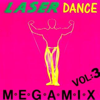 laserdance megamix vol 3 12 inch vinyl