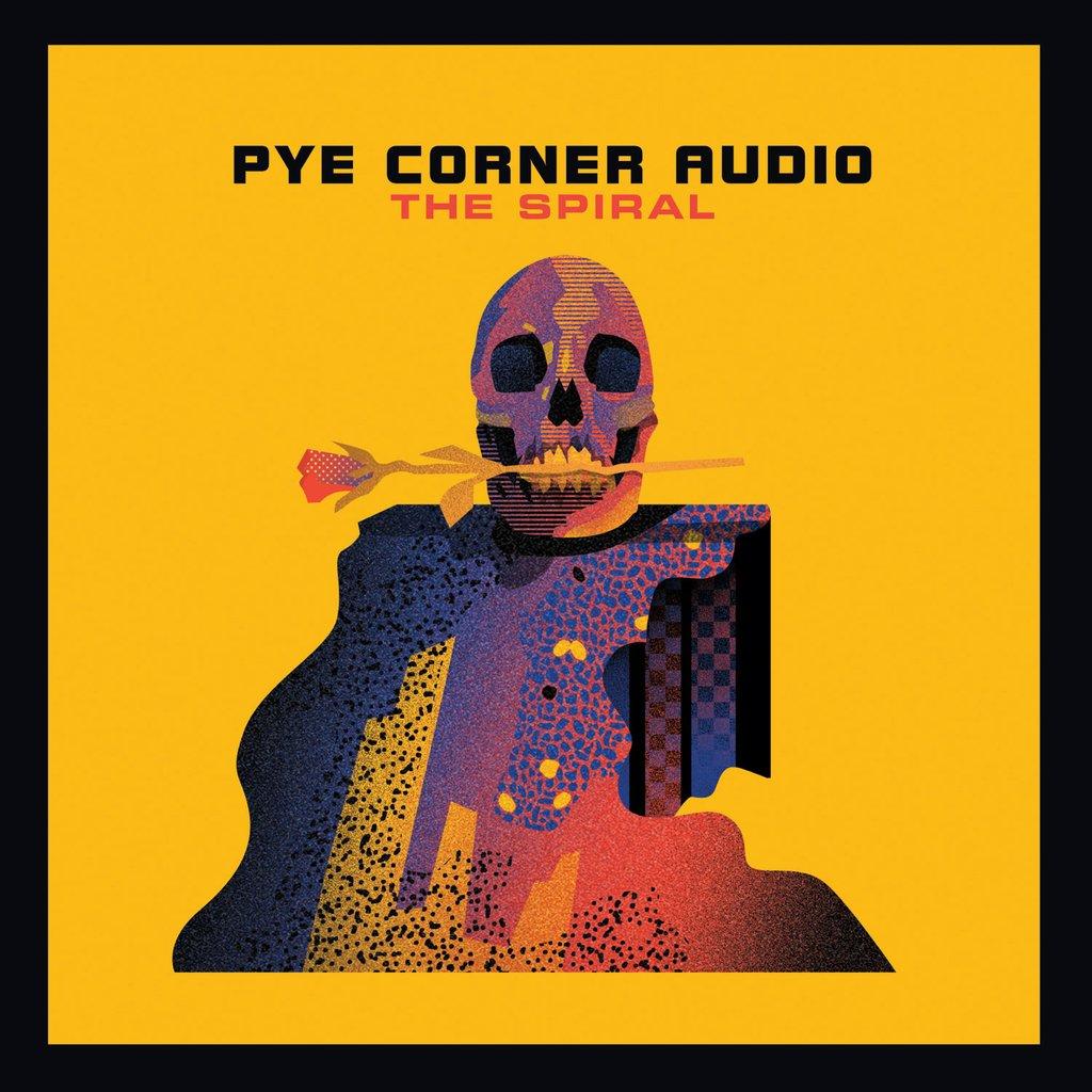pye corner audio the spiral 7 inch vinyl ep