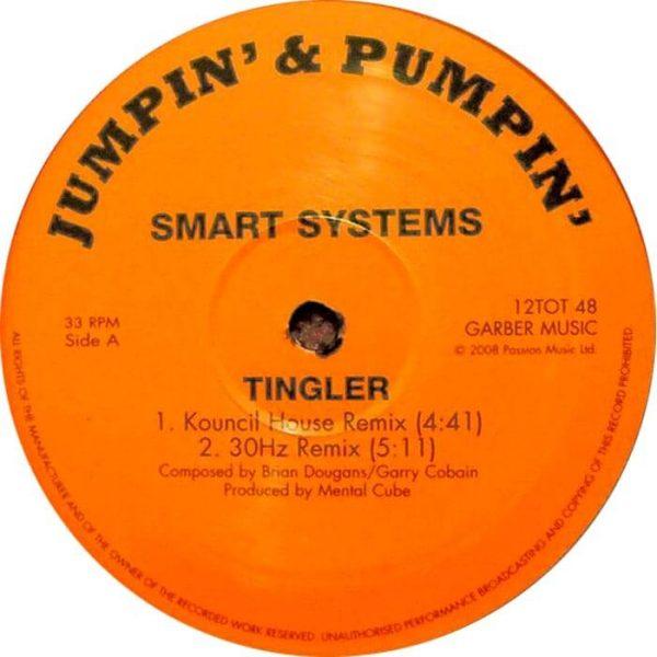 smart systems tingler 12 inch vinyl