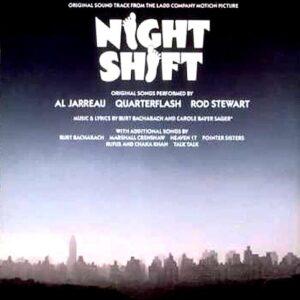 various artists night shift vinyl lp