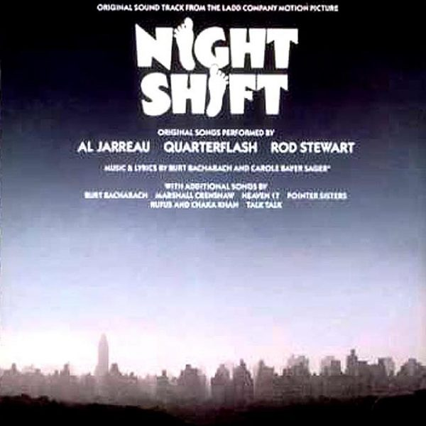 various artists night shift vinyl lp