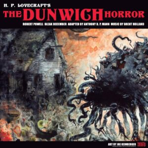 01 h p lovecraft the dunwich horror cadabra records robert powell