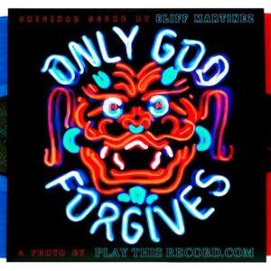 02 cliff martinez only god forgives vinyl lp