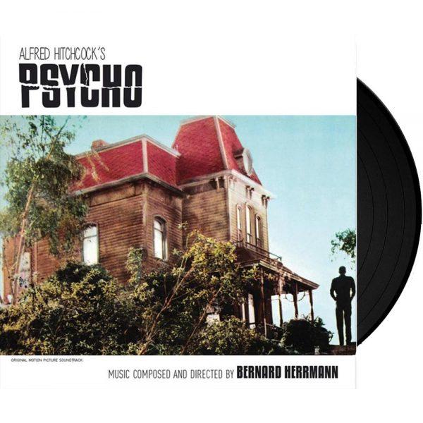 bernard herrmann psycho vinyl lp