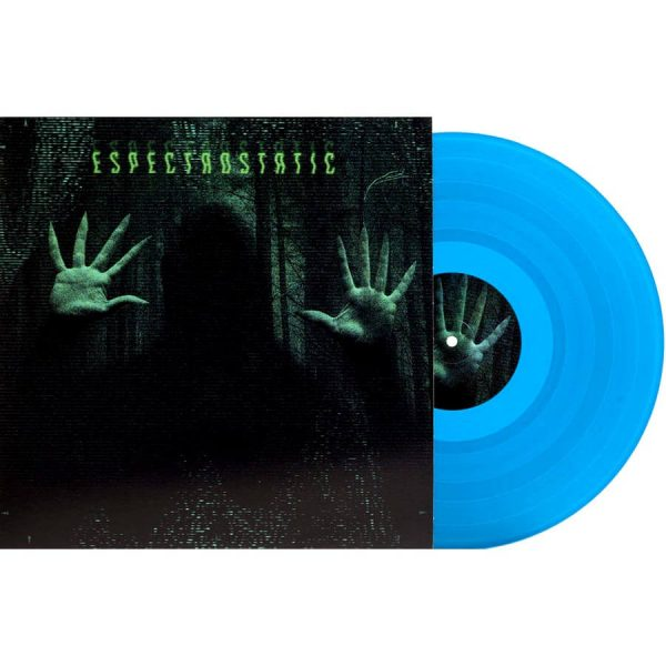 espectrostatic silhouette vinyl lp