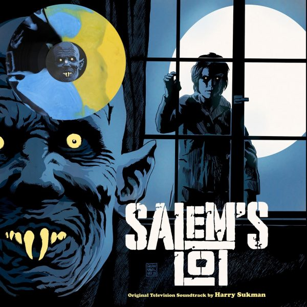 harry sukman salems lot soundtrack vinyl lp
