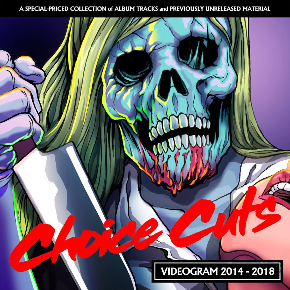 videogram choice cuts CD