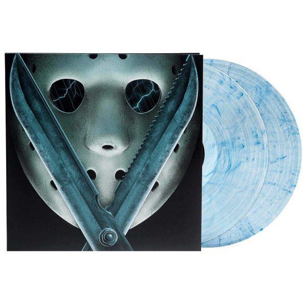 harry manfredini friday the 13th part v vinyl lp