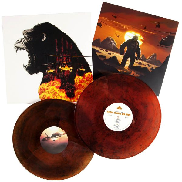 henry jackman kong skull island vinyl lp