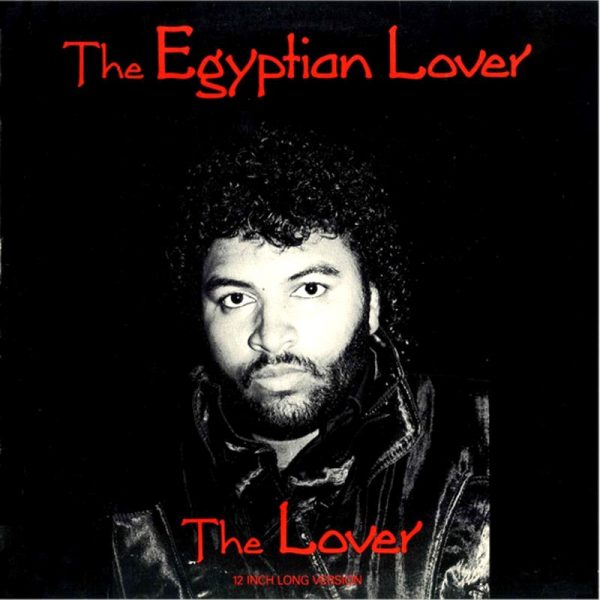 the egyptian lover the lover 12 inch vinyl