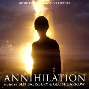01 ben salisbury geoff barrow annihilation black vinyl lp