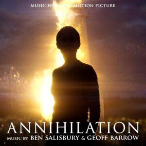 01 ben salisbury geoff barrow annihilation black vinyl lp