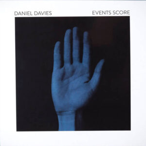 01 daniel davies events score vinyl lp