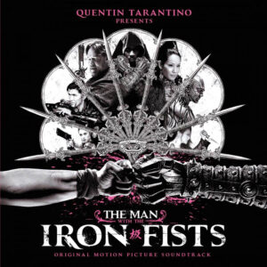 01 various artists the man with the iron fists vinyl lp