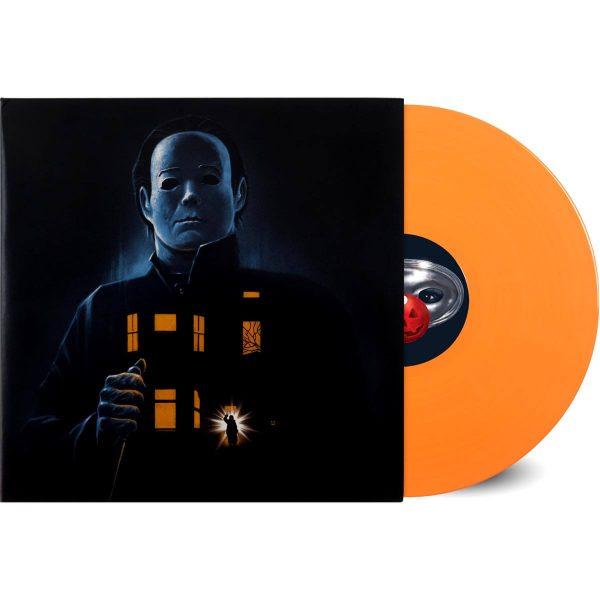john carpenter alan howarth halloween 4 the return of michael myers vinyl lp