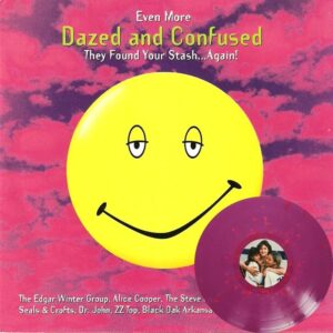 various artists dazed and confused again vinyl lp
