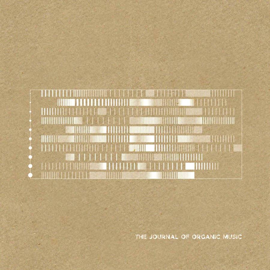 various artists journal of organic music CD