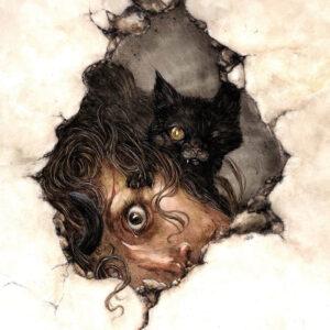 edgar allan poe fabio frizzi the black cat cadabra vinyl lp