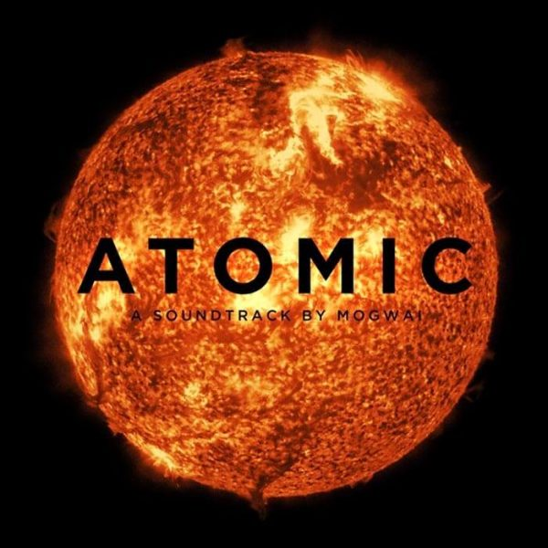 mogwai atomic CD
