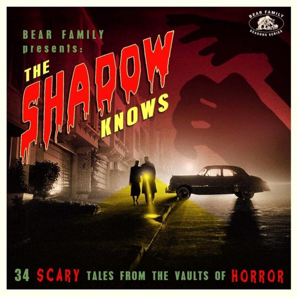 various artists bear family presents the shadow knows CD