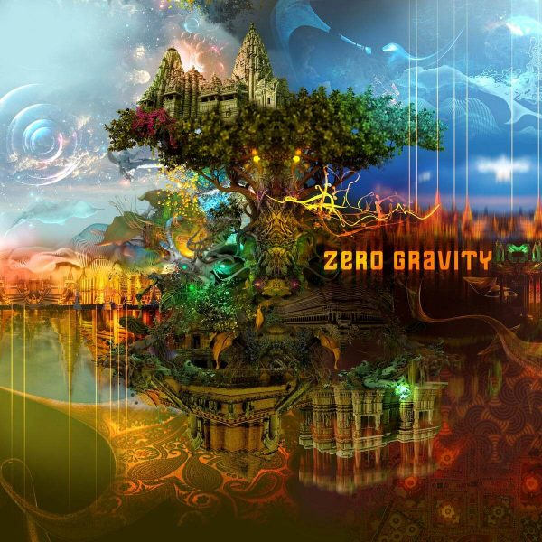 various artists zero gravity CD