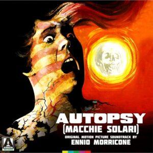 ennio morricone autopsy macchie solari vinyl lp