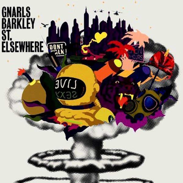 gnarls barkley st elsewhere vinyl lp