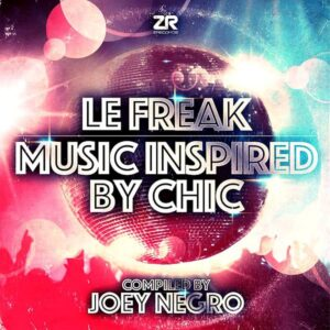joey negro le freak music inspired by chic vinyl lp