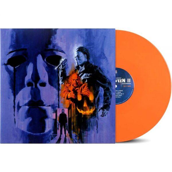 john carpenter alan howarth halloween ii vinyl lp