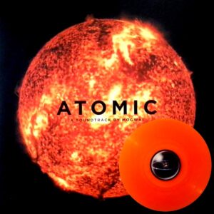 mogwai atomic vinyl lp