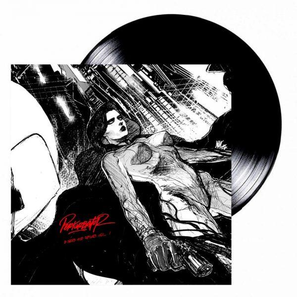 perburbator b sides and remixes vol 1 vinyl lp