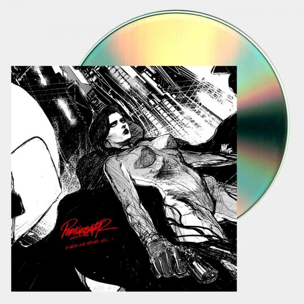 pertubator b sides and remixes vol i CD