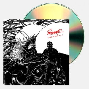perturbator b sides and remixes vol ii CD