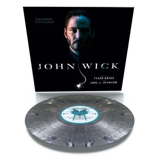 tyler bates john wick soundtrack vinyl lp