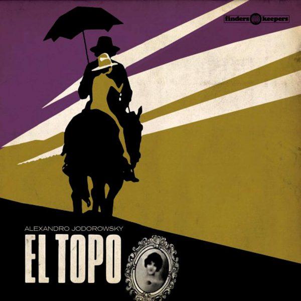 alejandro jodorowsky el topo vinyl lp