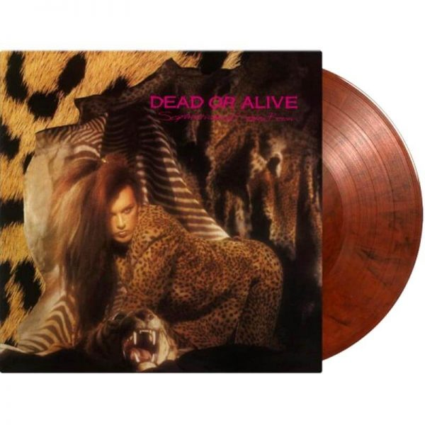 dead or alive sophisticated boom boom vinyl lp