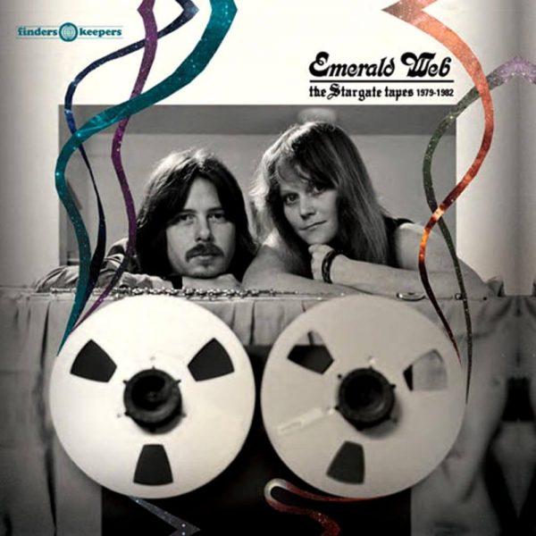 emerald web the stargate tapes vinyl lp