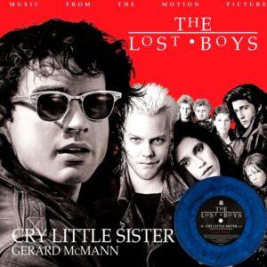 gerard mcmann cry little sister 7 inch vinyl