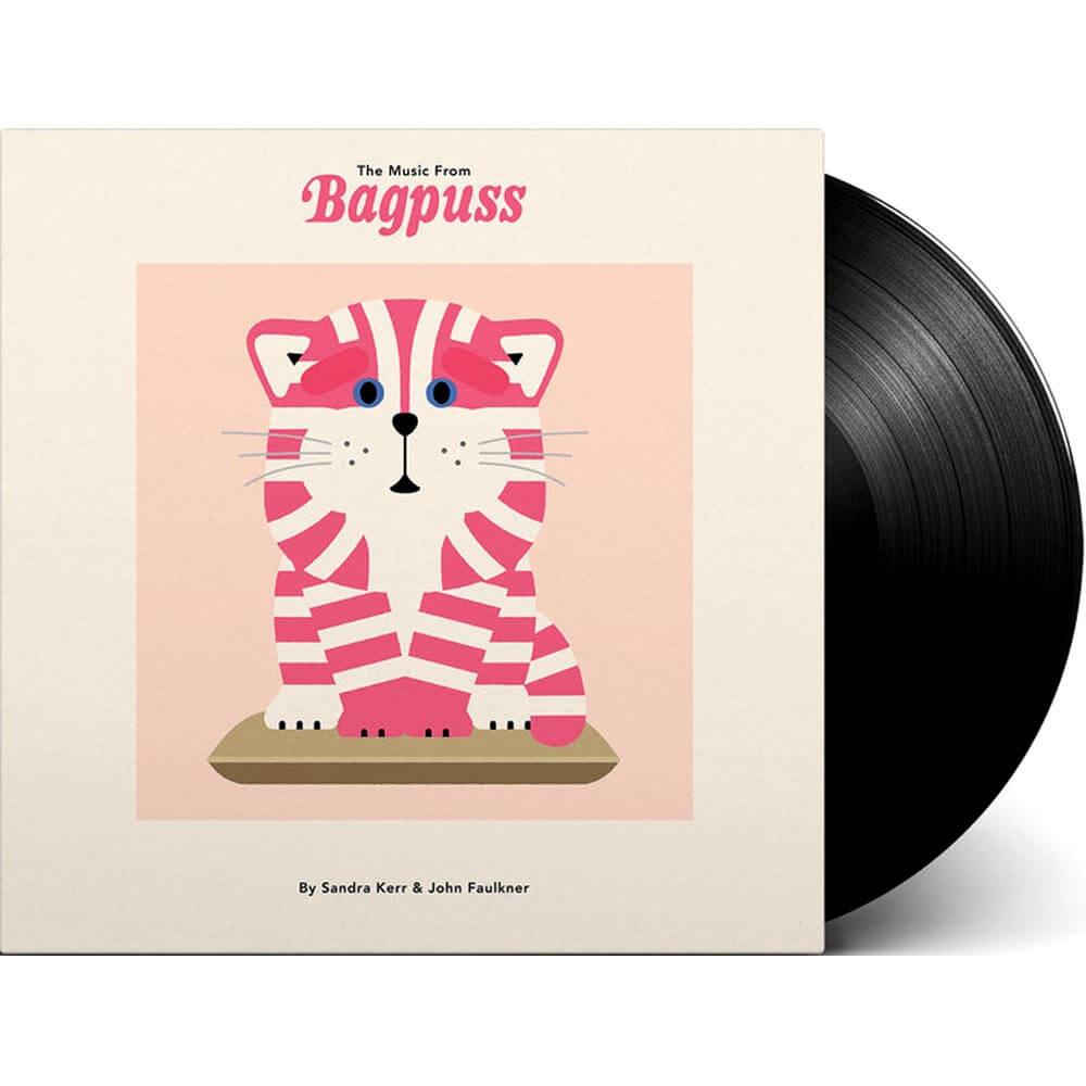 sandra kerr john faulkner the music from bagpuss vinyl lp